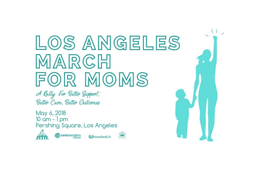 Picture of cause fund 'Support Los Angeles March for Moms '