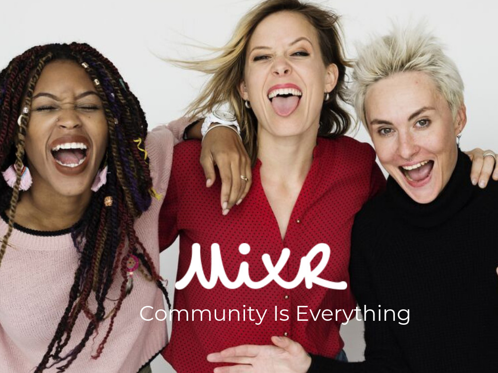 Picture of cause fund 'Celebrate Women's History Month with MixR '