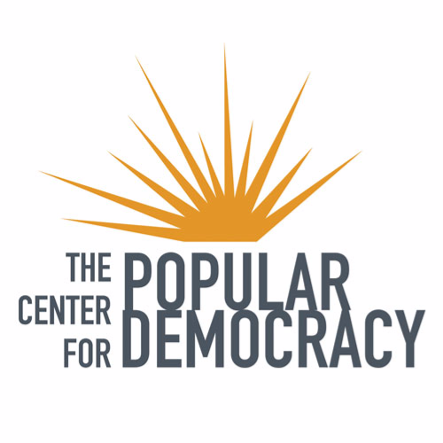 Picture of charity 'Center for Popular Democracy - Maria Fund'