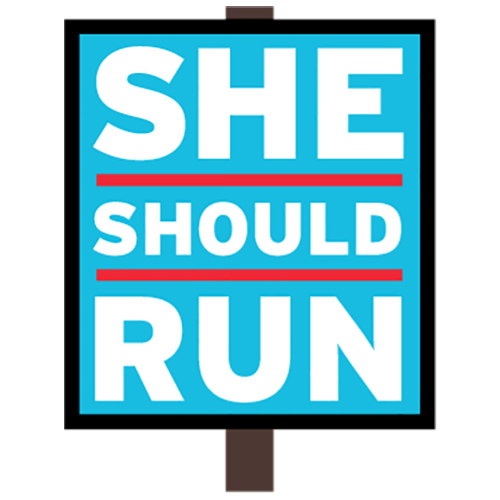 Picture of charity 'She Should Run'