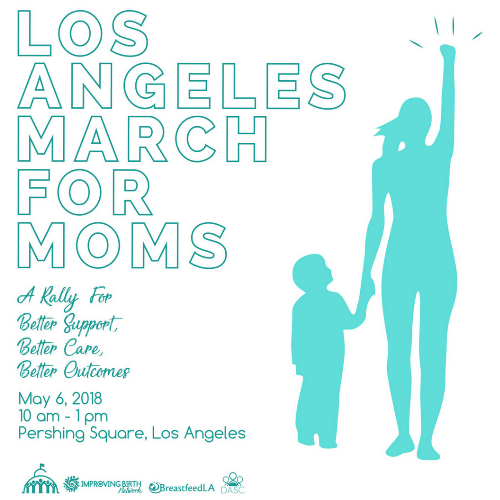 Picture of charity 'Los Angeles March for Moms'