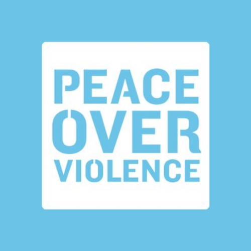 Picture of charity 'Peace Over Violence'