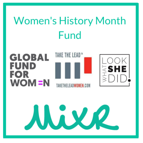 Picture of charity 'Women's History Month Fund'