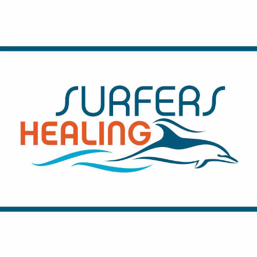 Picture of charity 'Surfers Healing'